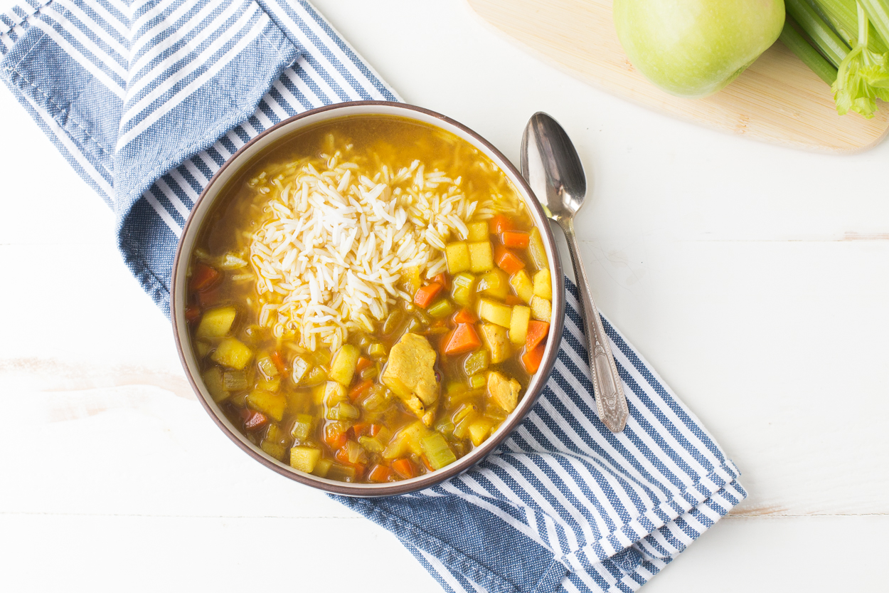 Mulligatawny Soup With Chicken Cook Smarts