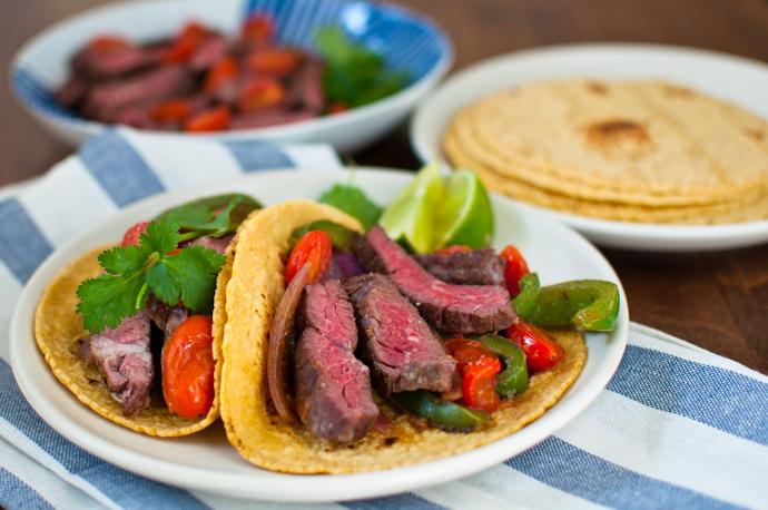 Steak Fajitas - Cook Smarts