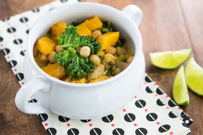 Butternut Squash Curry - Cook Smarts