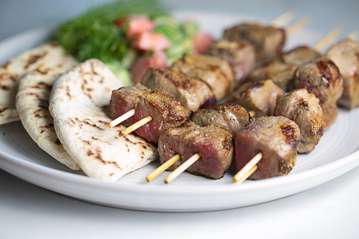 Cumin-Spiced Beef Kebabs {Favorites} - Cook Smarts