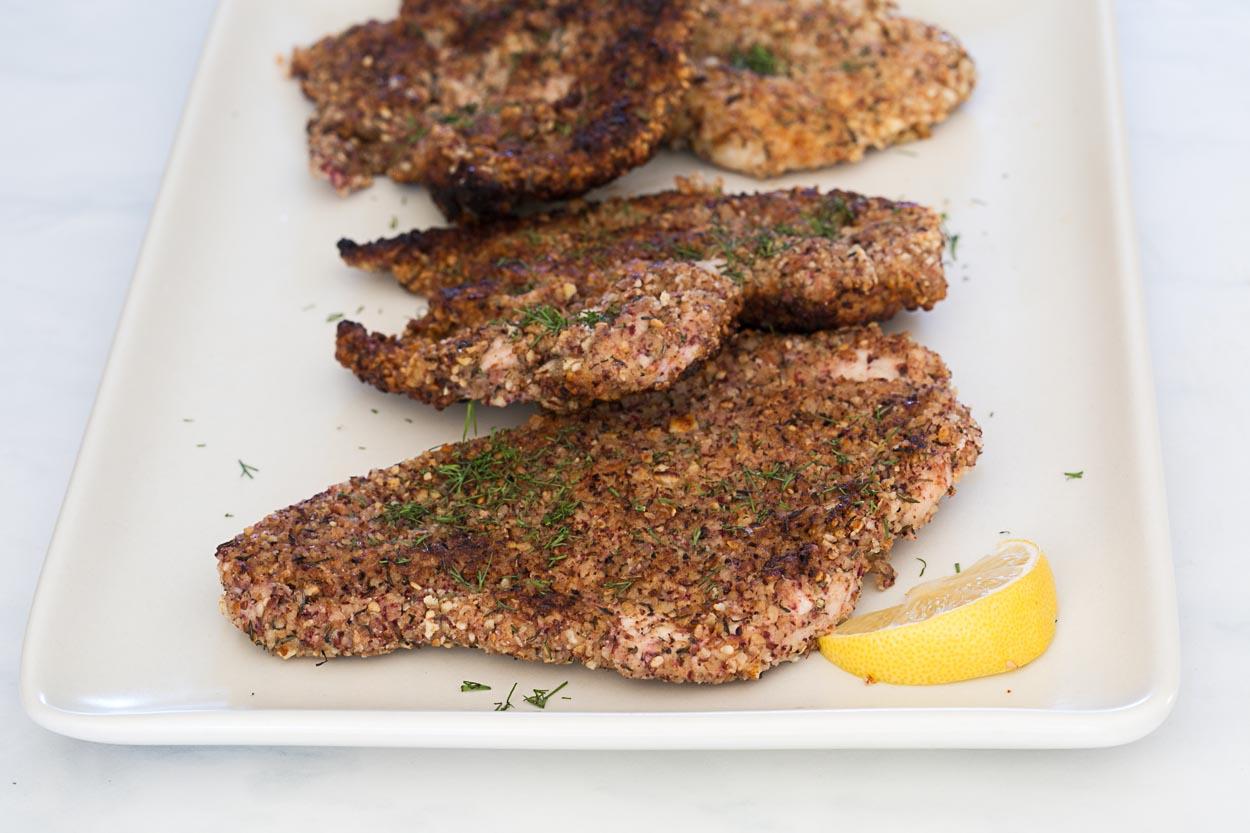 Gluten-Free Chicken Schnitzel - Cook Smarts