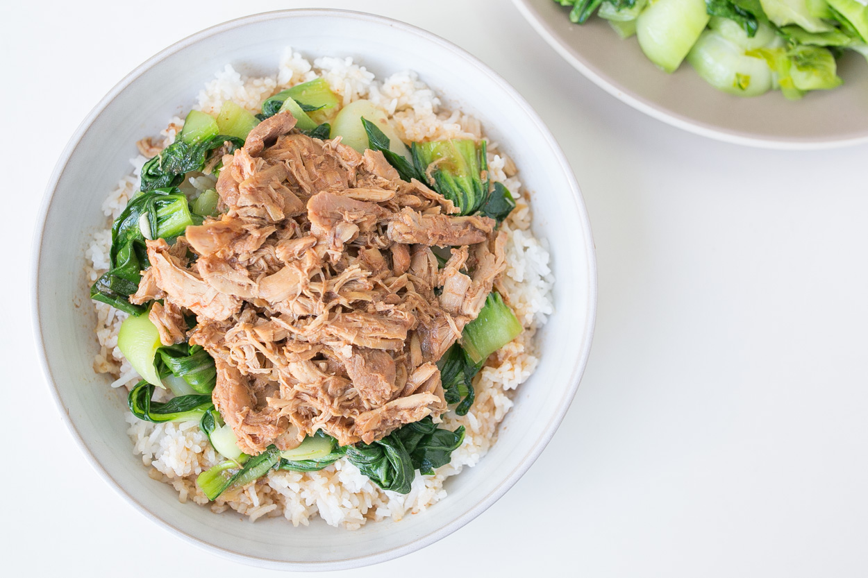 Slow Cooker (or Not) Adobo Chicken - Cook Smarts