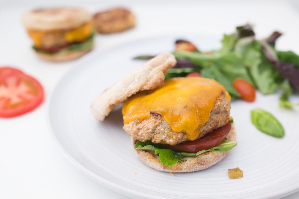 Green Chili Turkey Burgers Recipes — Dishmaps