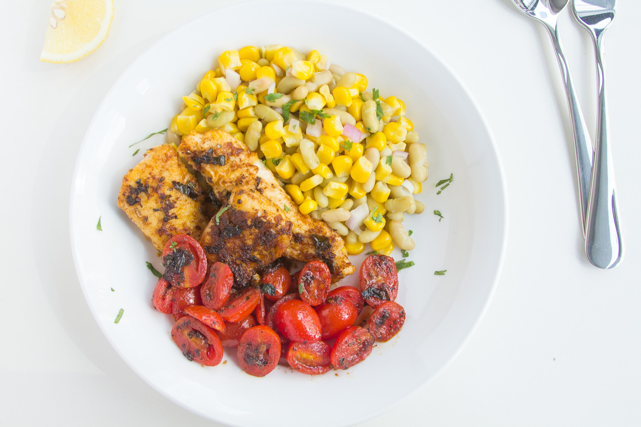 Chicken Cutlets with Tomato-Herb Pan Sauce - Cook Smarts