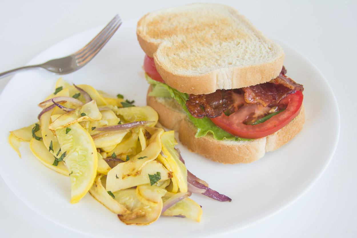 Summer Squash Sandwich Stackers Recipes — Dishmaps