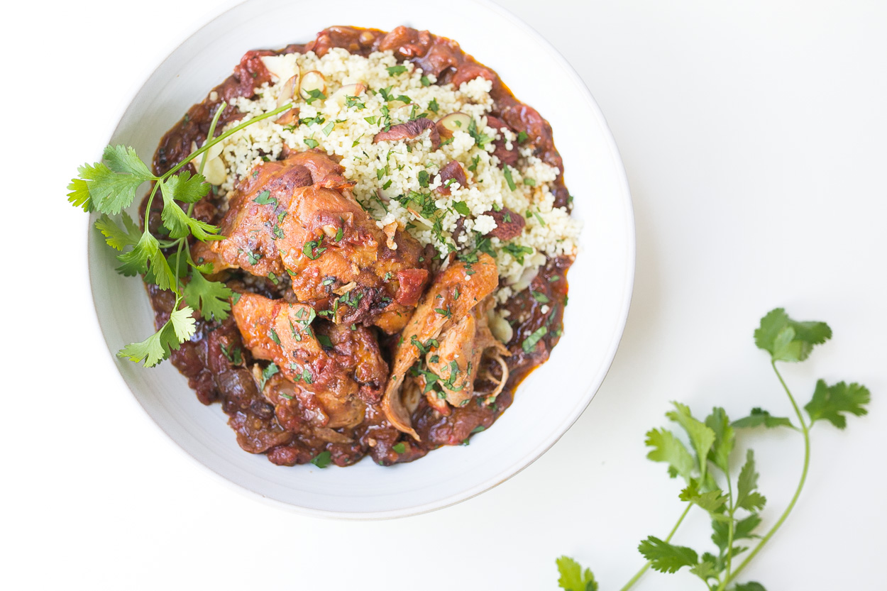 Slow Cooker Moroccan Chicken - Cook Smarts