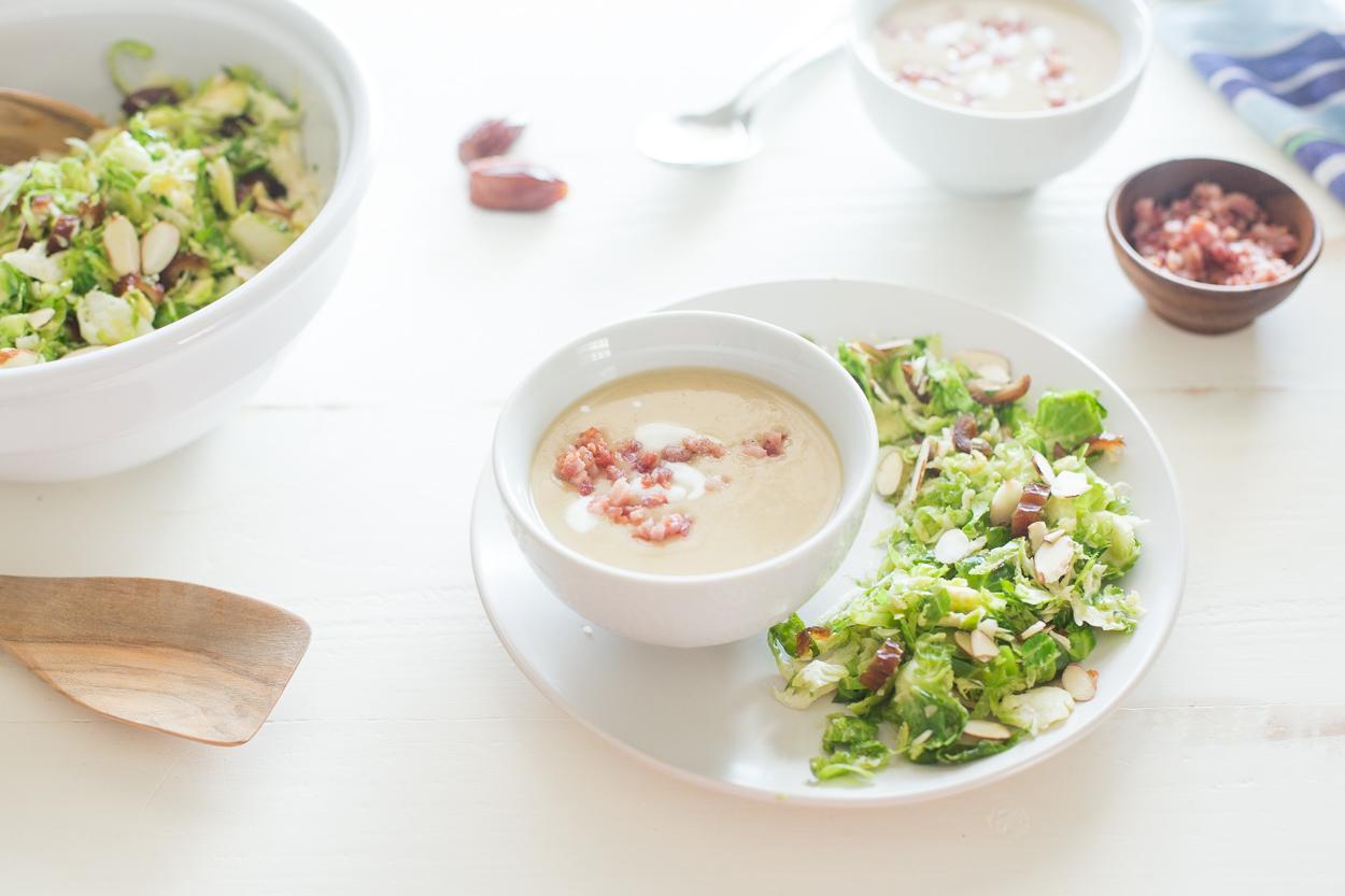 Potato Leek Soup with Pancetta - Cook Smarts