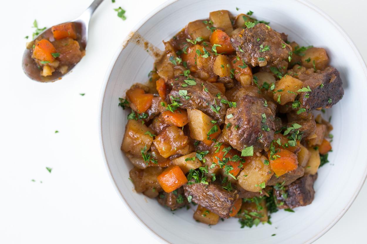 Slow-Cooker Irish Beef Stew   Cook Smarts