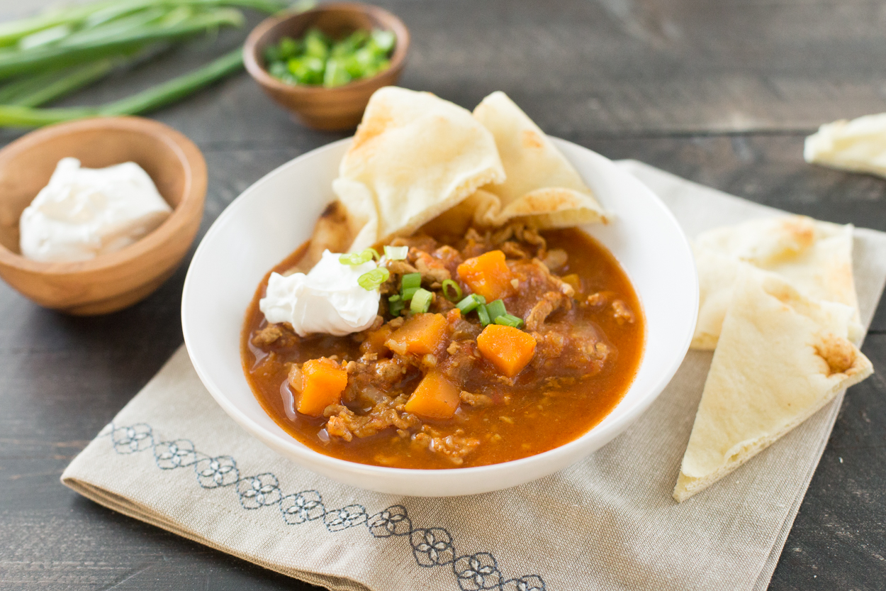 Slow Cooker Or Not Indian Chili With Ground Turkey Cook Smarts